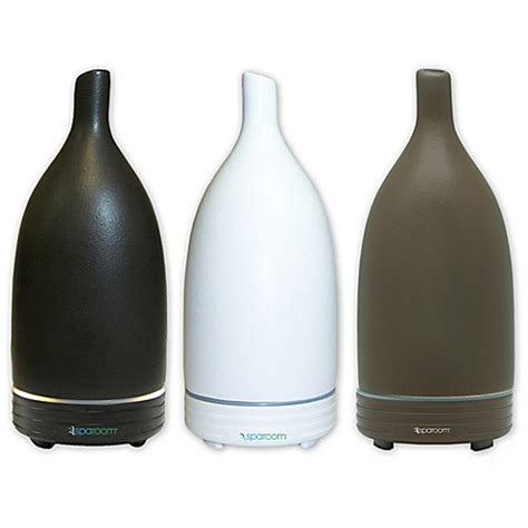 bed bath and beyond diffuser sparoom 174 essentials ultramist 174 ceramic diffuser bed bath