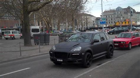porsche cayenne matte red matte black techart porsche cayenne in zurich switzerland