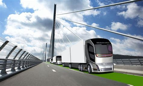 volvo truck production volvo trucks saying 2020 concept closer to production than