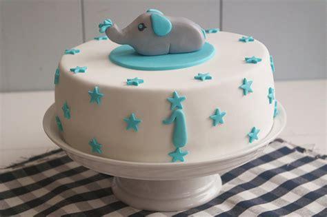 Fondant Decke Baby Blau by 187 Elefanten Sternen Torte Fondant Ladyapplepie