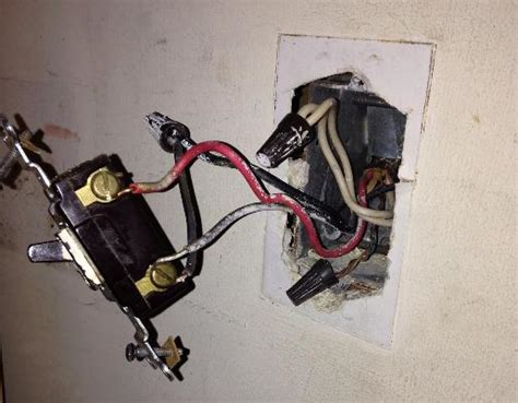 electrical how can i wire a new outlet from a light