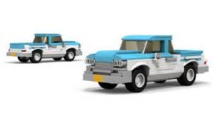 lego chevrolet apache pickup truck instructions youtube