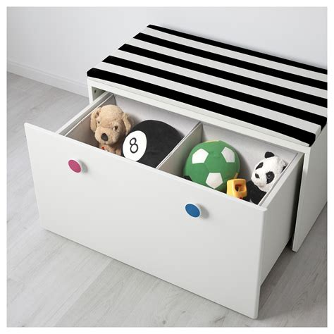 ikea kids storage bench stuva f 214 lja storage bench white 90x50x50 cm ikea