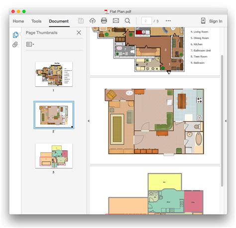 house construction plans pdf convert a floor plan to adobe pdf conceptdraw helpdesk