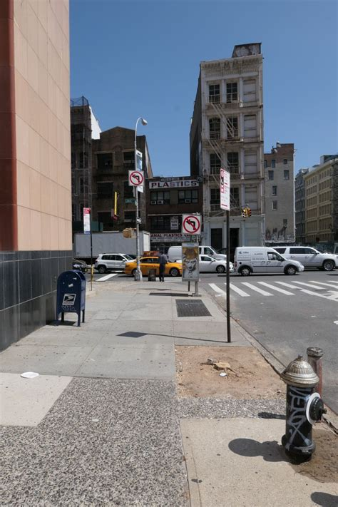 Post Office Tribeca by Tribeca Citizen Seen Heard More Trees Cut