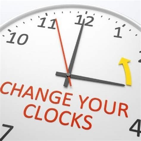 When Does Day Light Savings End by Daylight Savings Ends This Sunday 3rd April Football Far