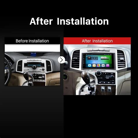 hayes car manuals 2010 toyota venza navigation system 8 inch 2009 2013 toyota venza android 7 1 radio gps navigation system with 3g wifi capacitive