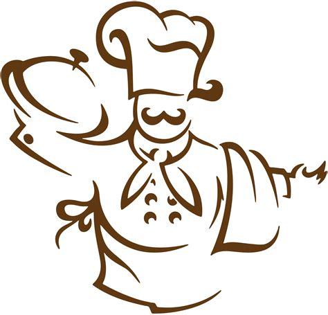 Wall Art Decal Stickers sticker cuisine chef avec soupi 232 re cocina