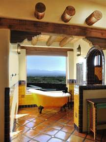 Spanish Bathroom Design related to mediterranean style design styles design 101 southwestern