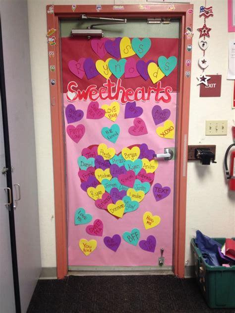 valentines classroom door decoration valentines day