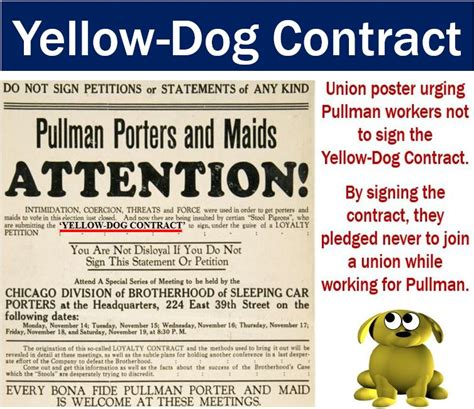 yellow contracts yellow contract definition and meaning market business news