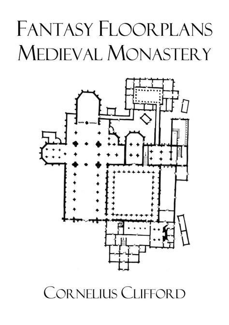 monastery floor plan medieval monastery fantasy floorplans dreamworlds