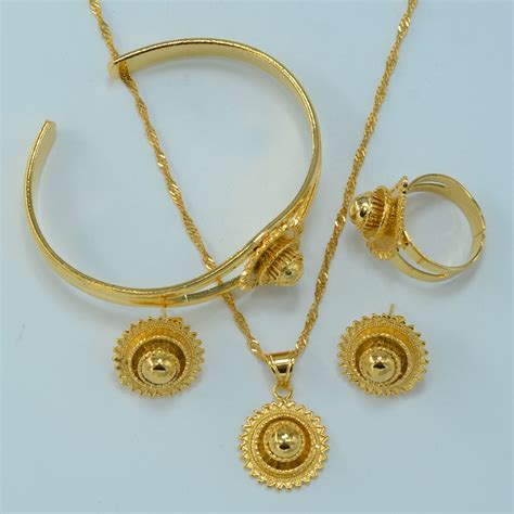 How To Buy Gold Jewelry 2 by Aliexpress Buy Gold Plated Jewelry Set