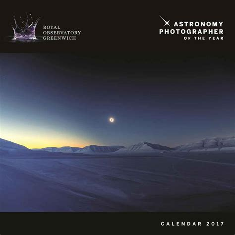 Kalender Astronomie Kalender 2017 Astronomie Photographer Of The Year Bei