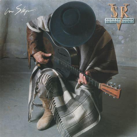 stevie ray vaughan double trouble  step vinyl lp album discogs