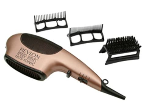 Revlon 1875 Ionic Hair Dryer Attachments conair sd6x 1875 watt 3 in 1 ionic styler with 3