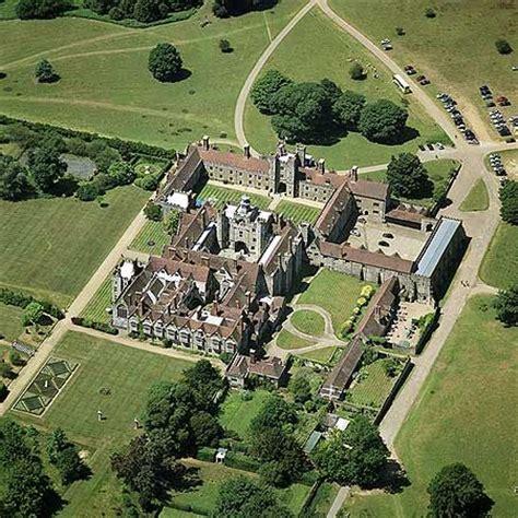 Montacute House Knole Sevenoaks Kent Inspiration For Halstead Hall