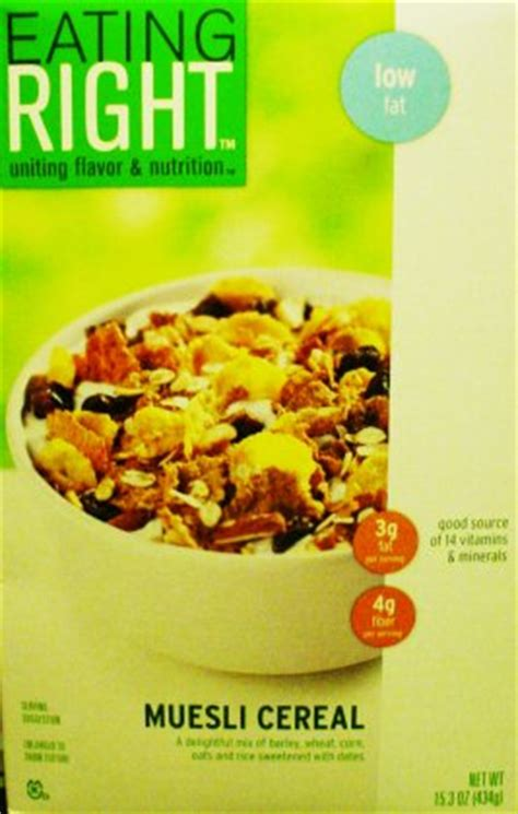 Topfer My Muesli Cereal breakfast cereals from smaller companies