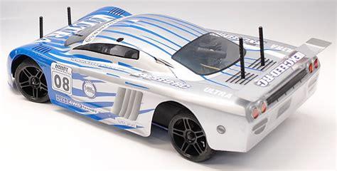 Gas Rc Lamborghini Blue Lamborghini 2 Speed Led Nitro Gas Powered Race