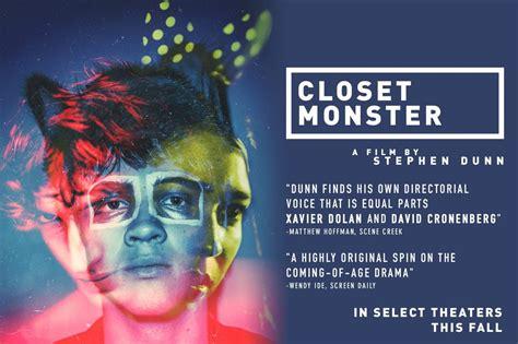 Closet Monster 2016 Closet Monster Teaser Trailer