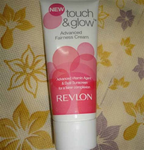 Revlon Whitening revlon touch and glow does it really help your skin glow