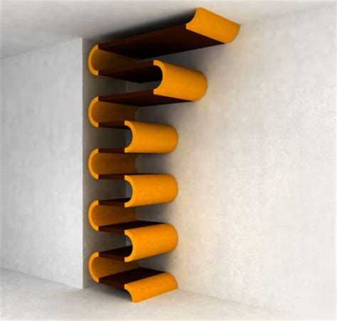 scaffali moderni gli scaffali moderni design di yasko ideare casa