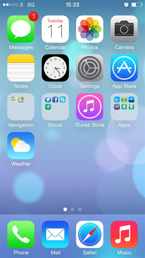 animated wallpaper iphone ios 7 how to set an animated background wallpaper in ios 7