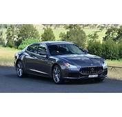Maserati Quattroporte 2017 Review  First Australian Drive