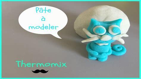 Pâte à Modeler Thermomix