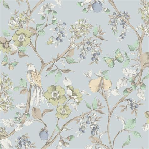 next wallpaper gold birds new holden d 201 cor damsen floral pattern bird countryside