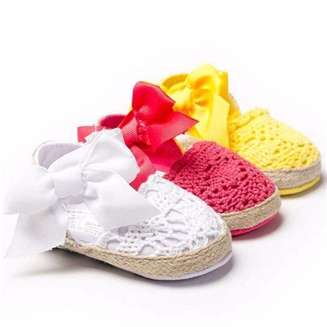 Crib Shoes by Baby Infant Soft Sole Crib Toddler Newborn Shoes 0 18 Months Anti Slip Ebay