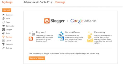 how to register google adsense through blogger 4 me tricks how to enable google adsense on blogger