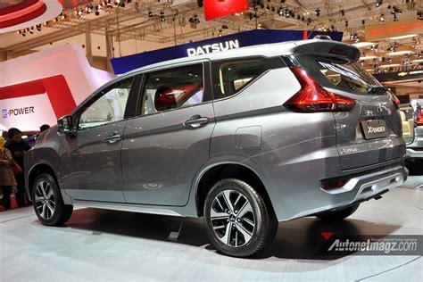 Xpander Mitsubishi test drive mitsubishi xpander autonetmagz review