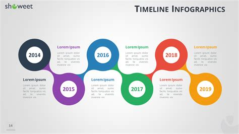 Timeline Infographics Templates For Powerpoint Free Powerpoint Graphics Templates