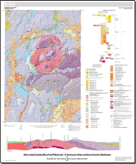 seattle geologic map pacific northwest geologic mapping and hazards