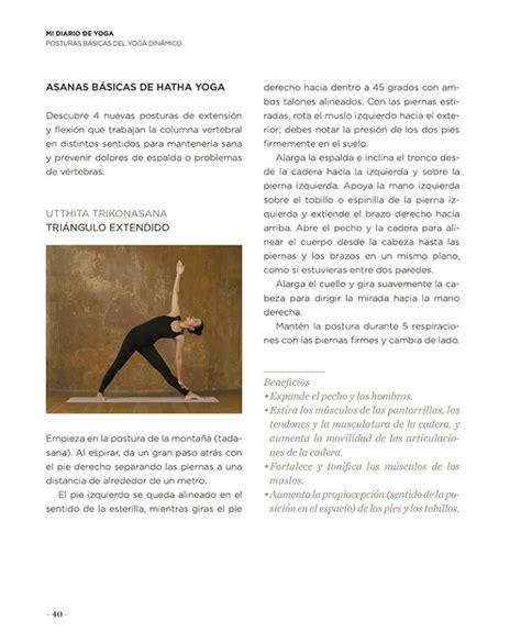 leer libro e mi diario de yoga en linea gratis mi diario de yoga nueva edici 243 n megustaleer usa