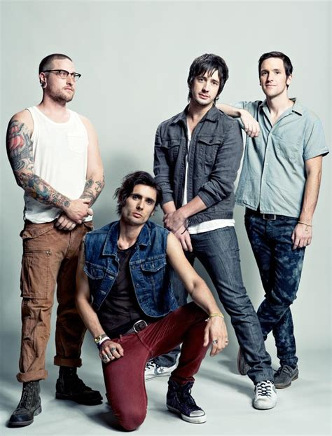 Personil All American Reject 5 The All American Rejects Get Personal On In The