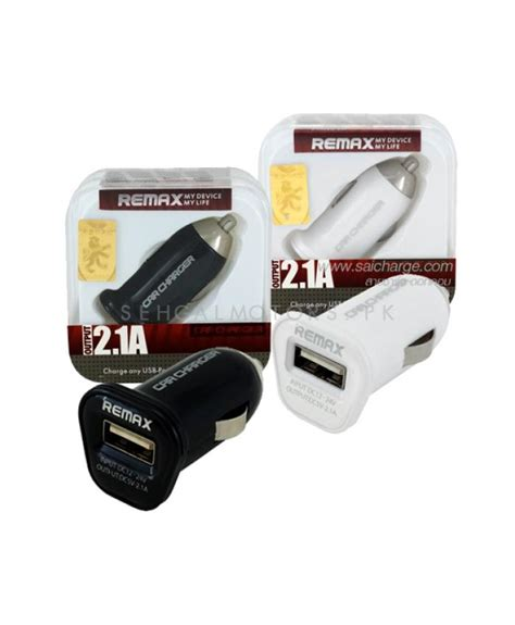 Car Charger Remax 2 1a buy remax usb car charger 1 port white 2 1a in pakistan