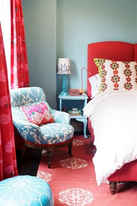 turquoise red bedroom red and turquoise bedroom bedrooms pinterest