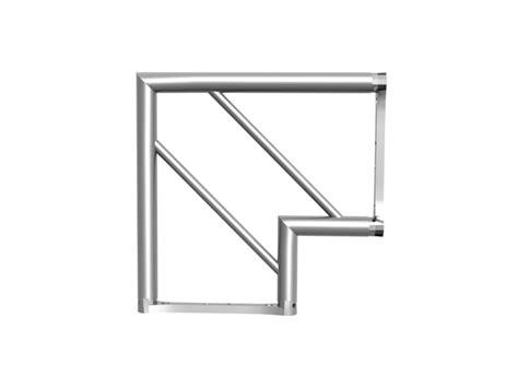 tralicci in alluminio l2 piatto bama tralicci in alluminio