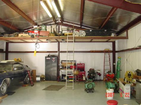 shop with loft garage shop designs opinions please ih8mud forum