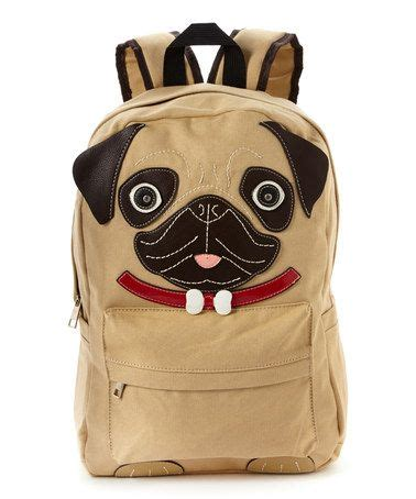 pug backpack pug khakis and backpacks on