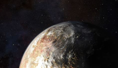 new images of pluto nasaのnew horizonsが冥王星の神秘的なスポットの画像を撮影 ニュースな英語のホンヤクコンニャク