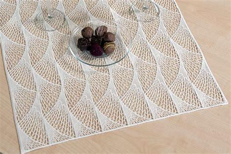 Moderne Tischdecken by Moderne Tischl 228 Ufer Und Tischdeko Plauener Spitze Kaufen