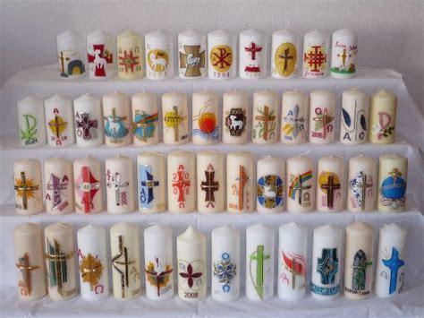 Kerzenständer Kleine Kerzen by Kolping Hp Osterkerzen Ii