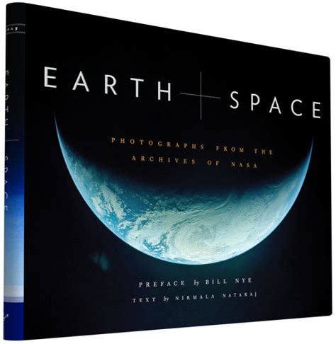 Book Of Earth earth and space photographs from the archives of nasa by