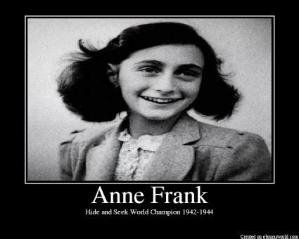 Anne Frank Meme - non sequiturs part 3 nethyr