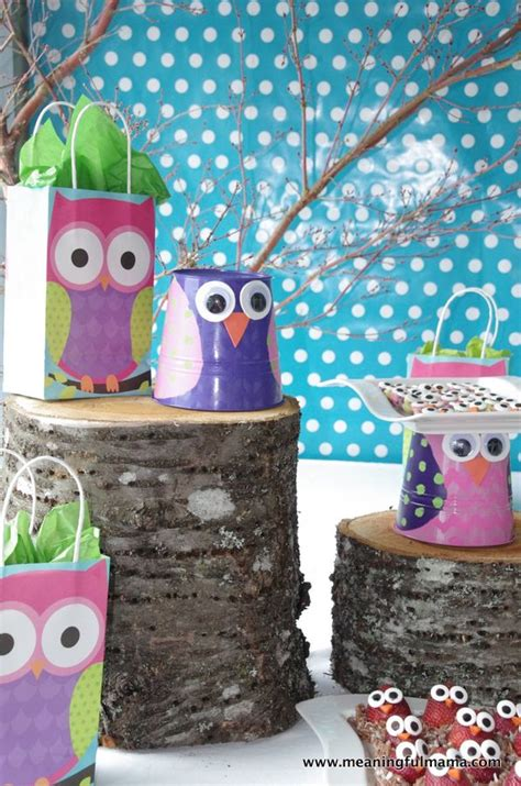 owl themed decorations 17 best ideas about owl food on owl food