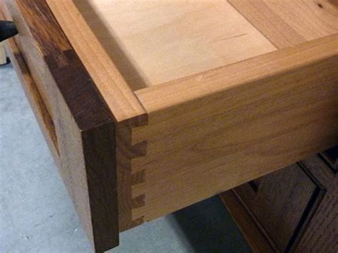 Drawer Box Joints by Semicustom Cabinets Boston Building Resources