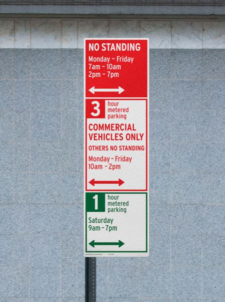 How To Pay Late Mba Parking Ticket by How To Read Nyc Parking Signs And Avoid A Nyc Parking